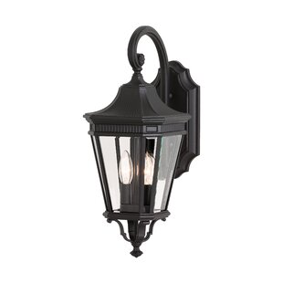 Best Chesterhill 2-Light Outdoor Wall Lantern By Darby Home Co