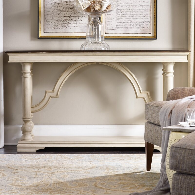 console table in living room. Hooker Furniture Leesburg Console Table  Reviews Wayfair Best Living Room Contemporary Home Design Ideas ussuri