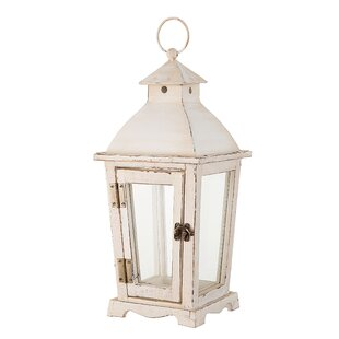 Purchase Wood Lantern By August Grove