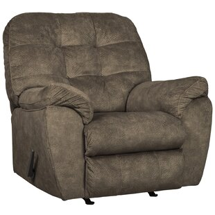 Parthena Manual Rocker Recliner