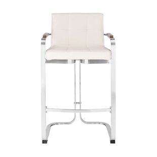 Vanslyke 26 Bar Stool Orren Ellis