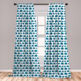 Kids Curtains Girls | Wayfair