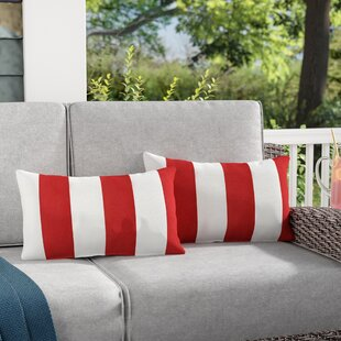Ardley Outdoor Lumbar Pillow (Set of 2)