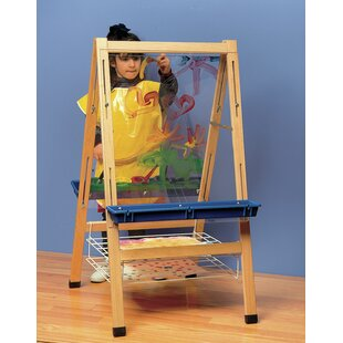 Adjustable Double Sided Art Easel By Childcraft