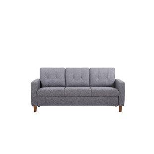 Rossetti Mid Century Tufted Sofa
