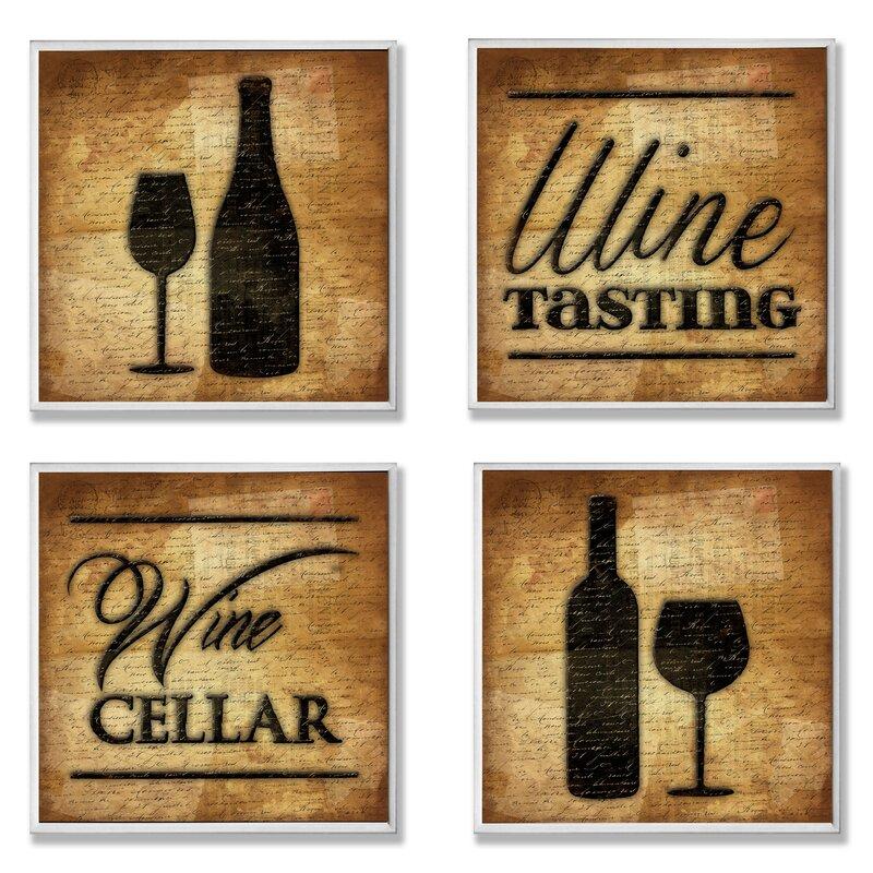 Wine Wall Art | Wayfair