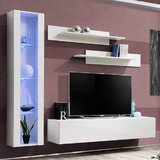 Wabasso Floating Entertainment Center for TVs up to 88 by Orren Ellis