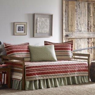 Yakima Valley 5 Piece Reversible Quilt Set ByEddie Bauer