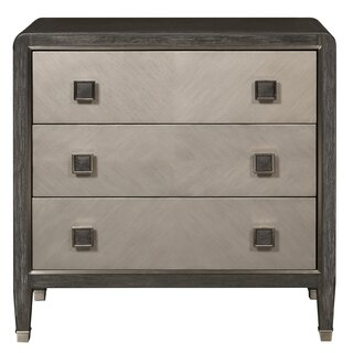 Whisenhunt 3 Drawers Accent Chest by Mercer41