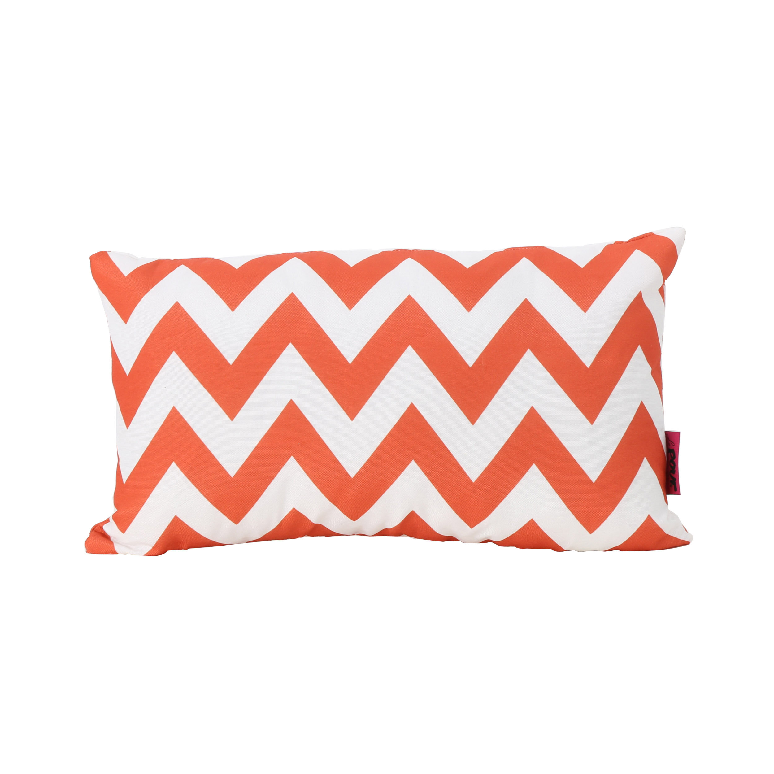 Ebern Designs Mayhew Rectangular Outdoor Lumbar Pillow Reviews Wayfair