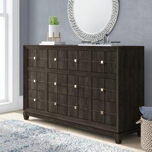 Amabilia 9 Drawer Dresser