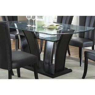 Klimek Wooden Dining Table