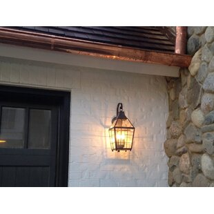 Parker 2-Light Outdoor Wall Lantern
