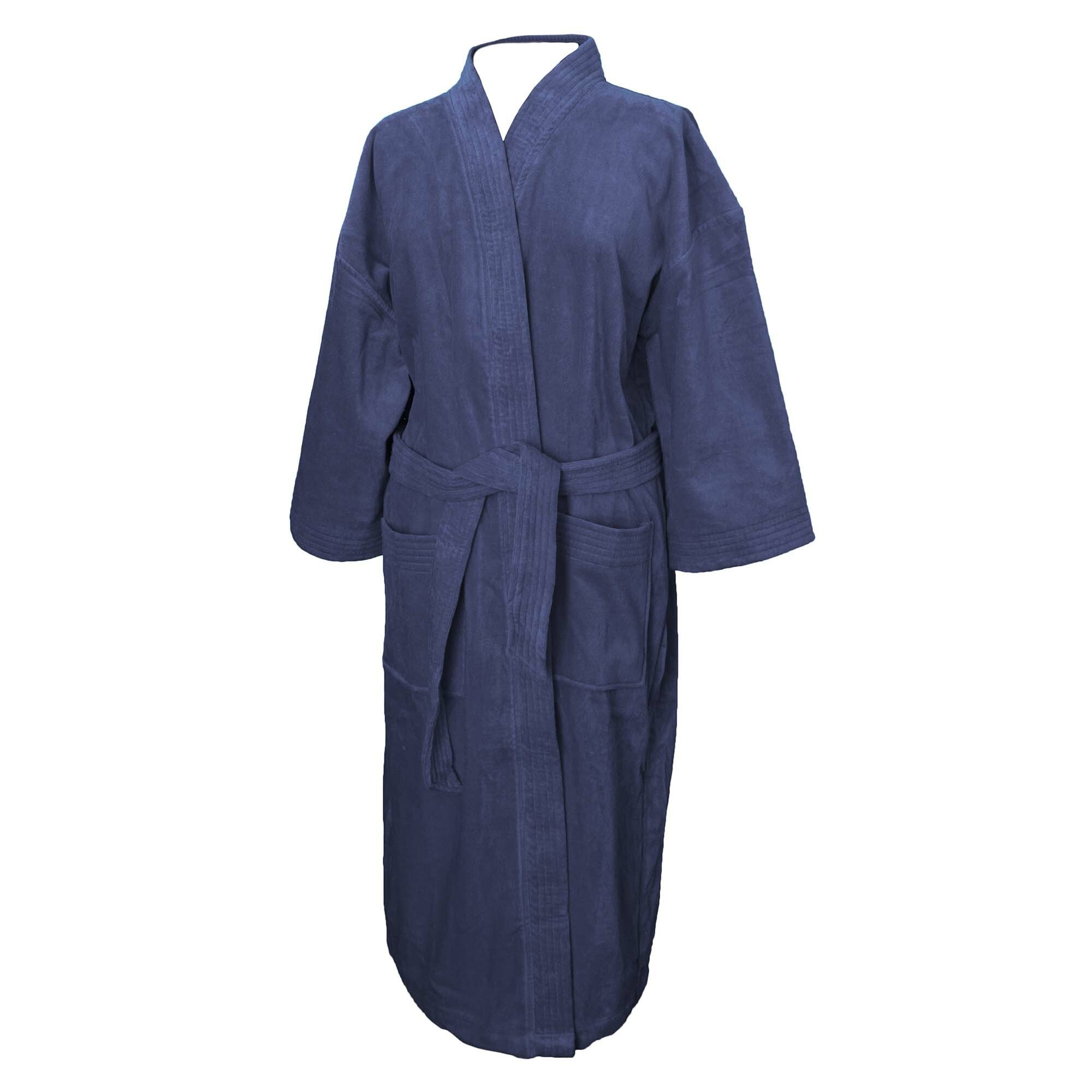 Terry Town Terry 100% Cotton Velour Bathrobe   Reviews  85745de4a