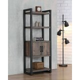 Toph Etagere Bookcase W/ Storage by Foundry Select