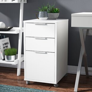 Castelli 3 Drawer Vertical Filing Cabinet