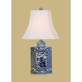 Best Deals 20.5 Table Lamp By East Enterprises Inc