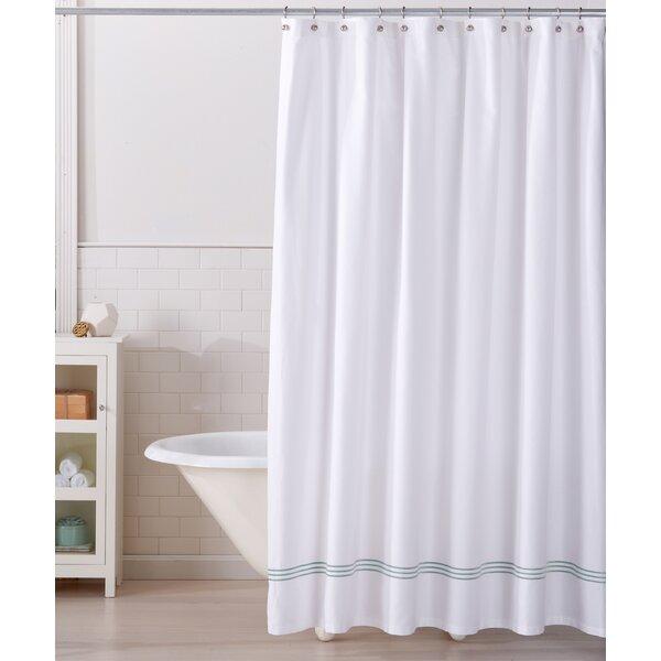 Home Fashion Designs Aurora 100 Cotton Shower Curtain Reviews