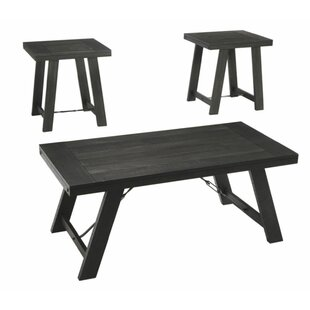 Elise 3 Piece Coffee Table Set by Red Barrel Studio