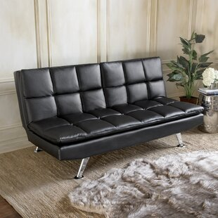 Price Check Rolston Split Back Convertible Sofa by Orren Ellis Reviews (2019) & Buyer's Guide