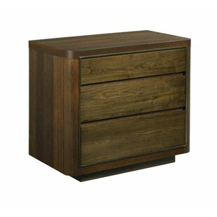 Price comparison Rita 3 Drawer Nightstand by Foundry Select