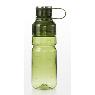 24 oz. Plastic Water Bottle