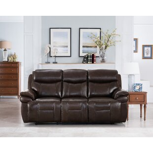 Westerly Leather Reclining Sofa