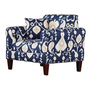 Briley Armchair by Carolina Accents