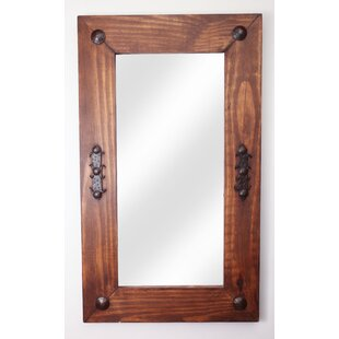 Best Reviews Vaquero Rustic Accent Mirror ByMy Amigos Imports