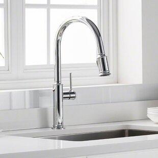 Modern Contemporary Kitchen Faucets You Ll Love Wayfair
