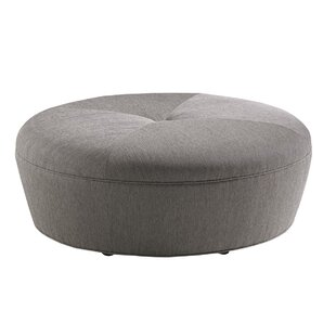 Carrera Tufted Cocktail Ottoman