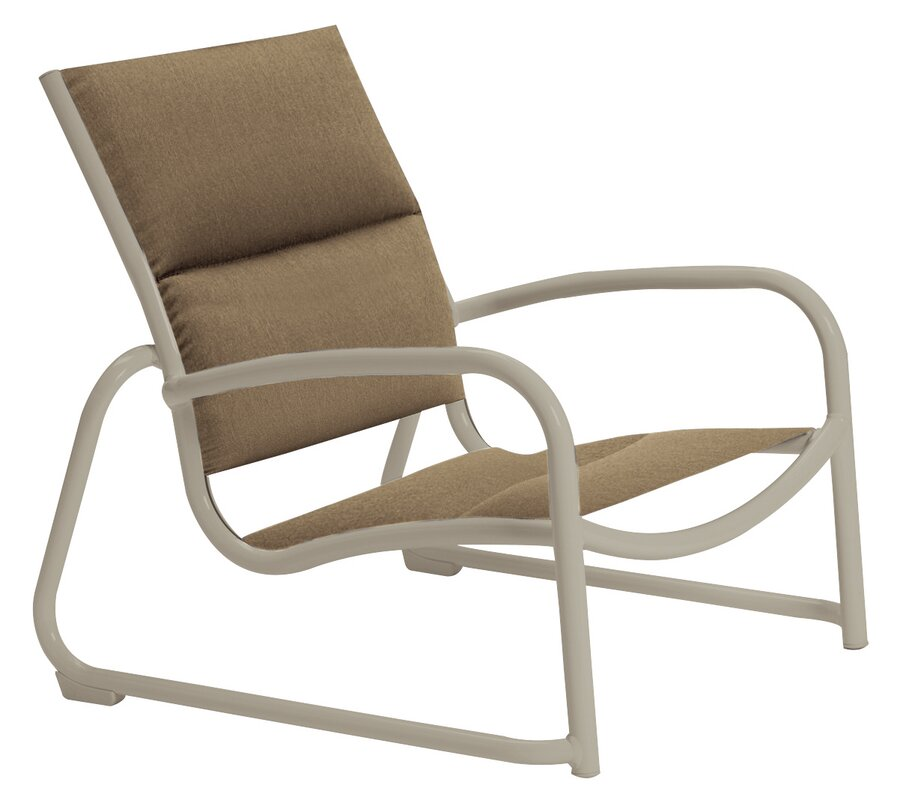 Millennia Padded Sling Patio Chair