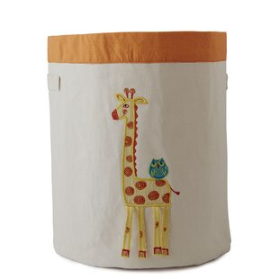 Funny Friends Giraffe Toy Storage Bin