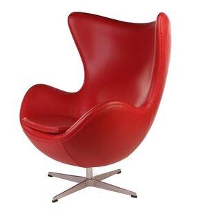 Bradsher Egg Chair ByOrren Ellis