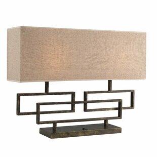 Best Reviews Twin 18.75 Table Lamp By Woodbridge Lighting