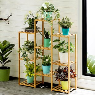 Free Form Plant Stands Tables You Ll Love In 2021 Wayfair
