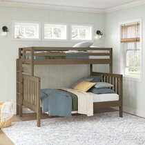 Bunk Beds With Couch Under Wayfair
