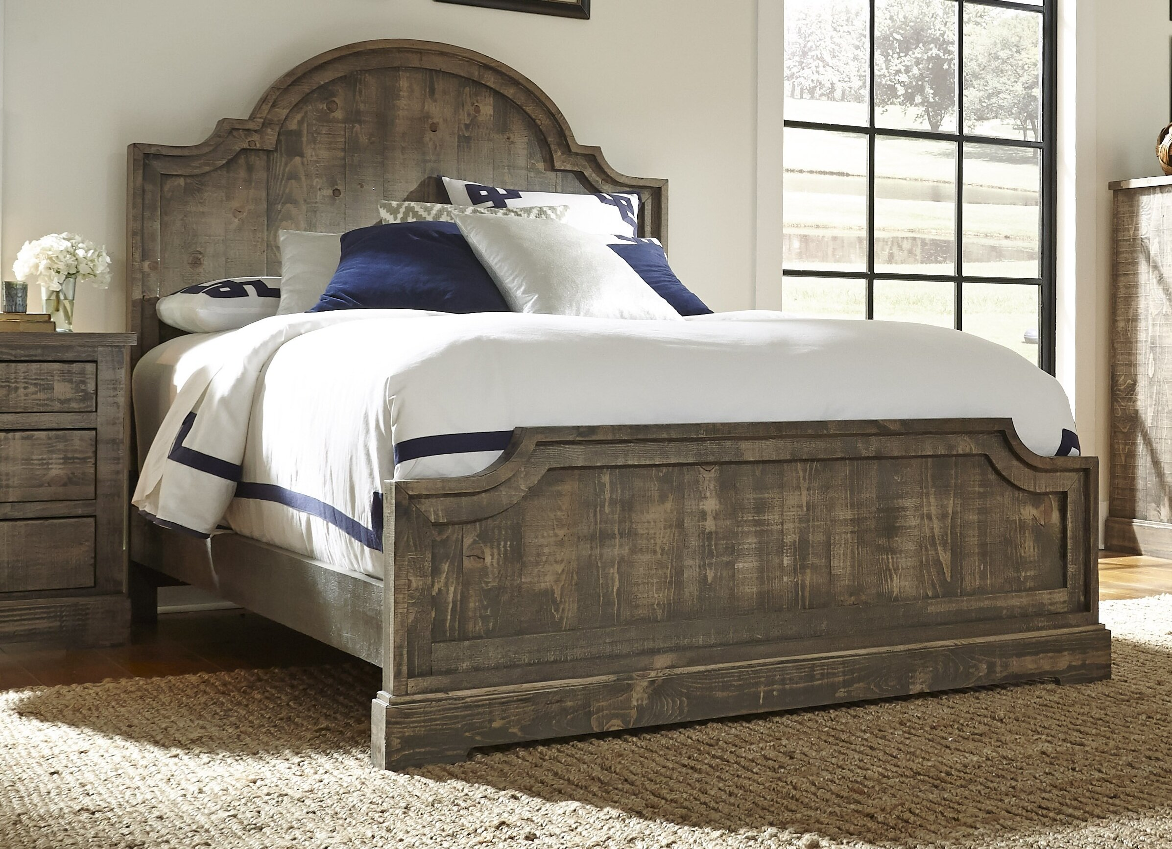 Picture of: French Country Beds Styles You Ll Love In 2020 Wayfair