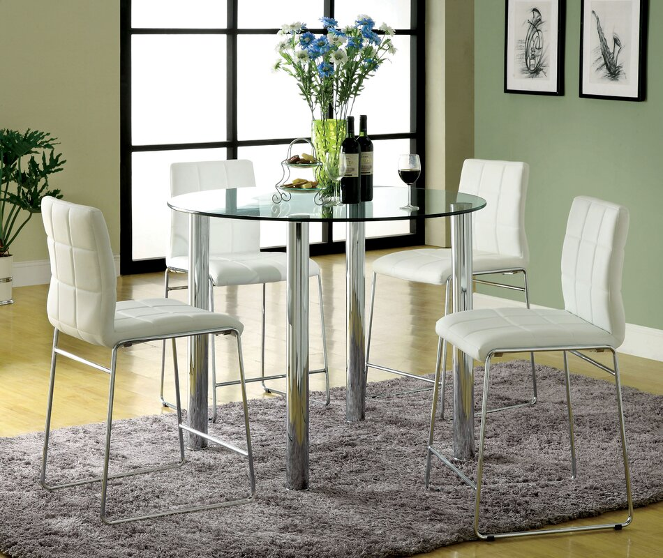 Rockaway 7 Piece Counter Height Dining Set