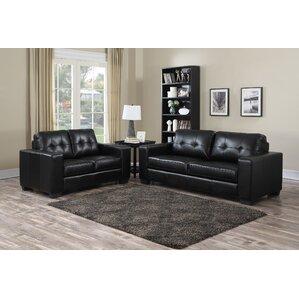 Henrike 2 Piece Living Room Set by Latitude Run