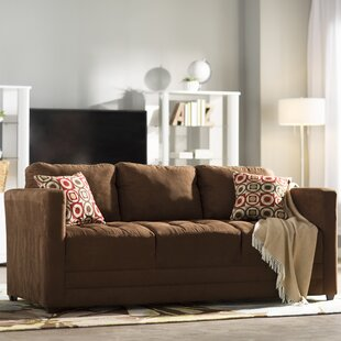 Serta Upholstery Sofa by Latitude Run Herry Up