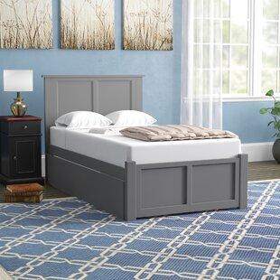 Marjorie Twin Platform Bed with Trundle
