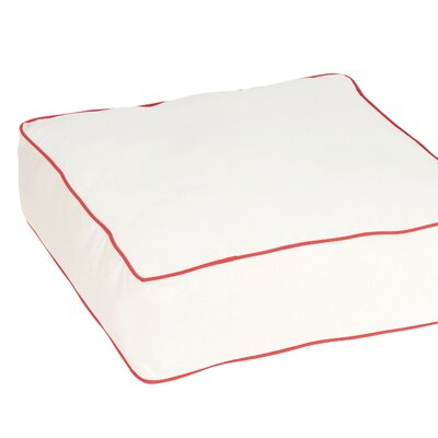 Revell Square Indoor/Outdoor Floor Pillow by Breakwater Bay 2020 Sale