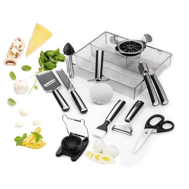 11 Piece Complete Kitchen Tool Kit Set