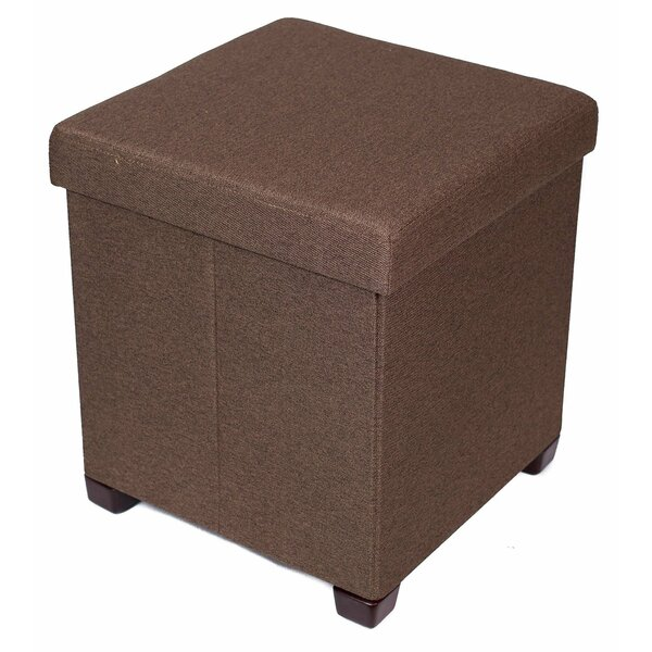 sc 1 st  Wayfair & BirdRock Home Folding Storage Ottoman u0026 Reviews | Wayfair islam-shia.org