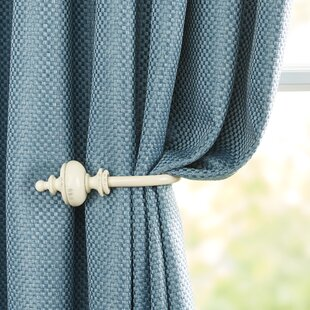 Aston Urn Curtain Holdback (Set of 2) by Andover Mills
