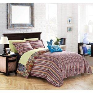 Waho Reversible Comforter Set