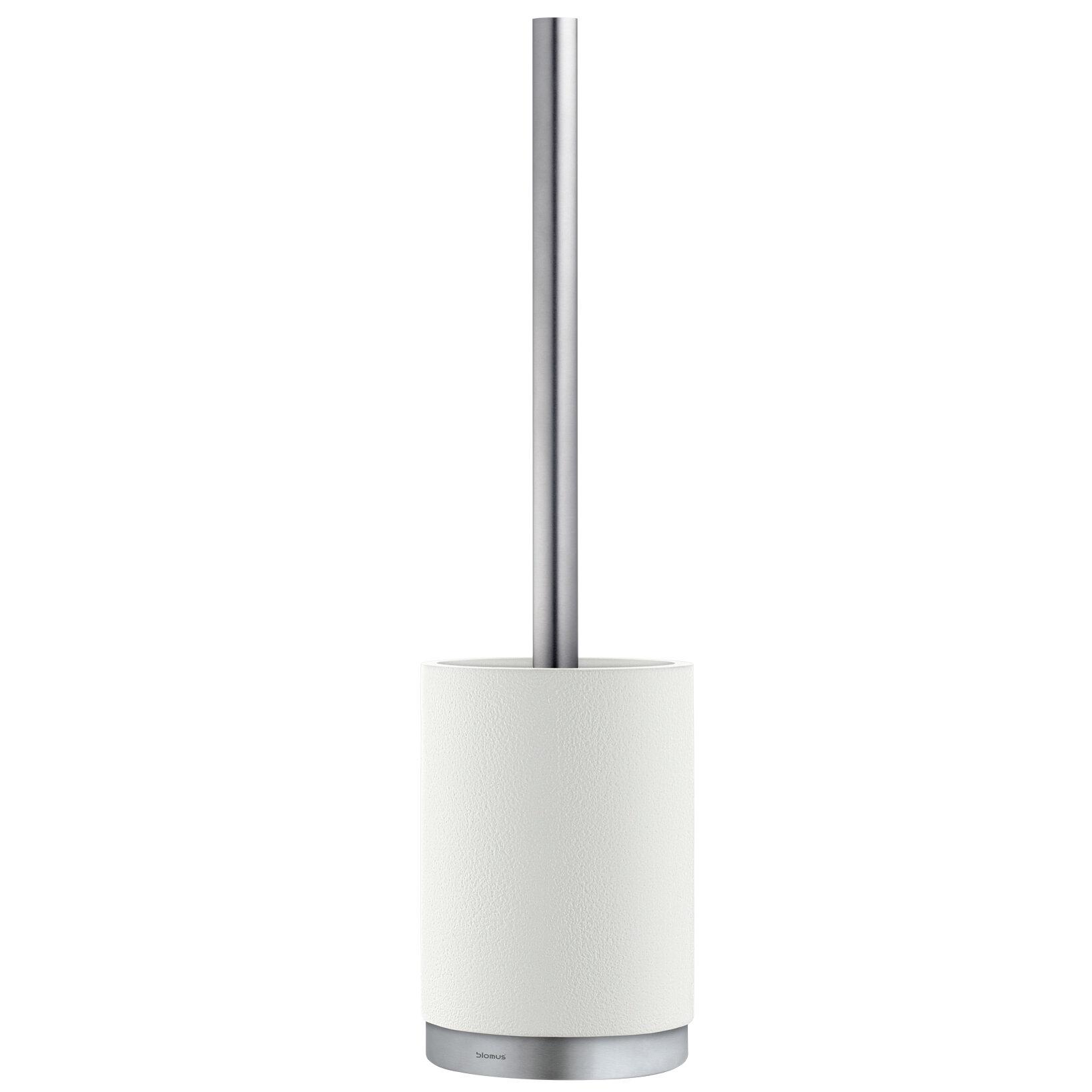 Ara Free Standing Toilet Brush and Holder & Reviews | AllModern Ara Design Ideas Small Kitchen Bar Html on