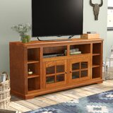 Glastonbury Solid Wood TV Stand for TVs up to 75 by Loon Peak®