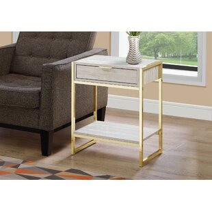 Comparison Haings End Table with Storage By Mercer41